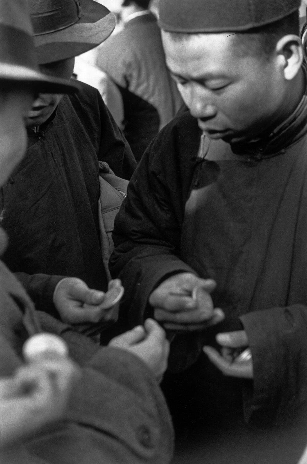 Чорний ринок, 1948