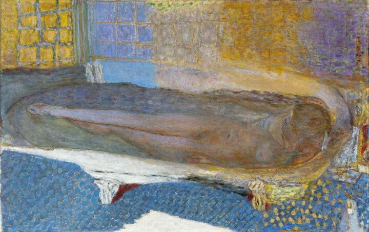 П'єр Боннар, Nu dans le bain, 1936