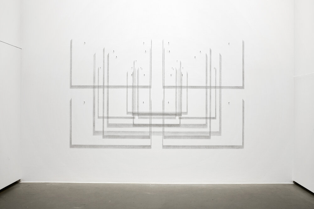 Лада Наконечна, експозиція, 2020 Galerie EIGEN + Art Berlin