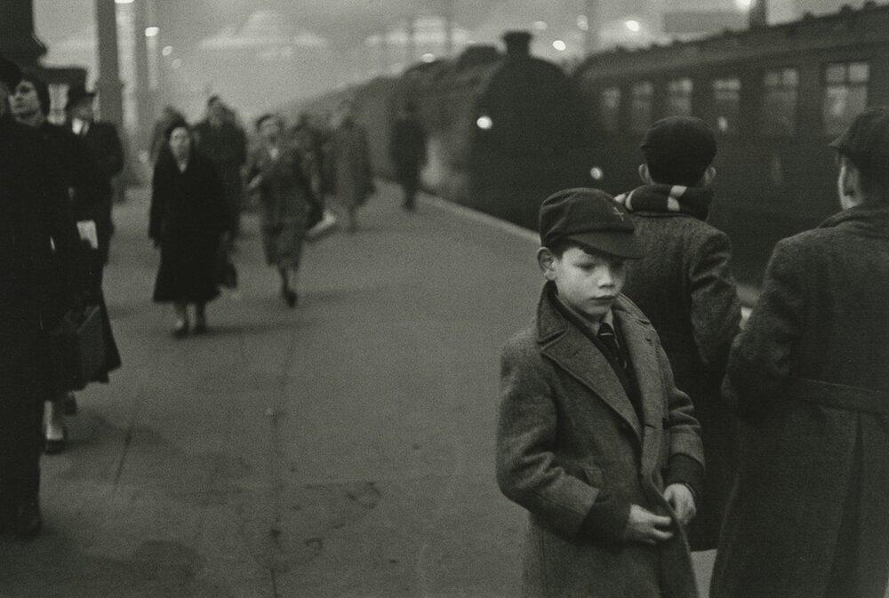 Брюс Девідсон, Без назви, Англія, 1960