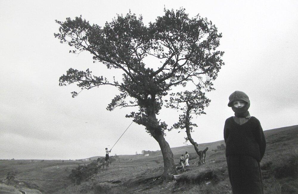 Брюс Девідсон, Без назви, Хлопчик у масці, 1965