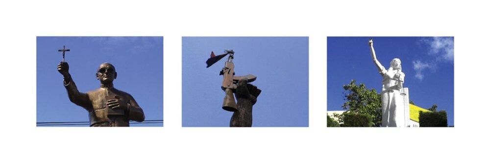 Карлос Мотта, Ideological Monuments / Historical Relations #1, 2012