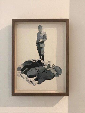 Нікіта Кадан із серії «Хроніка», 2017. Світлина надана художником