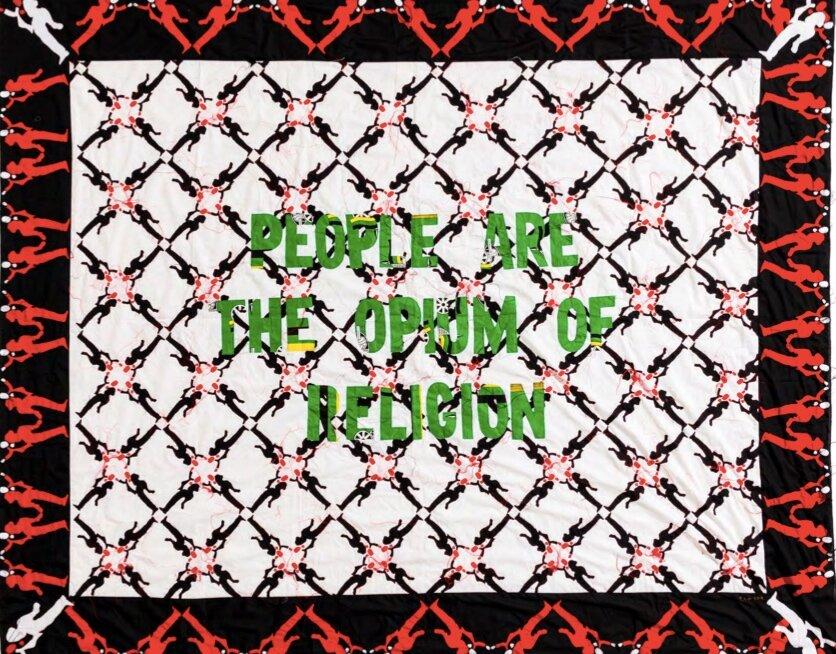 Лоуренс Лімаона, People are the Opium of Religion, 2018