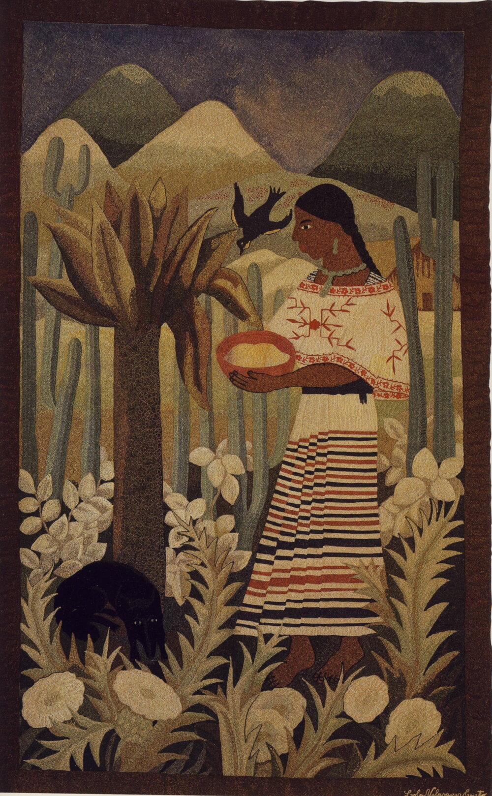 Лола Куето, Velázquez de Cueto, 1920-1927. Світлина:  chnm.gmu