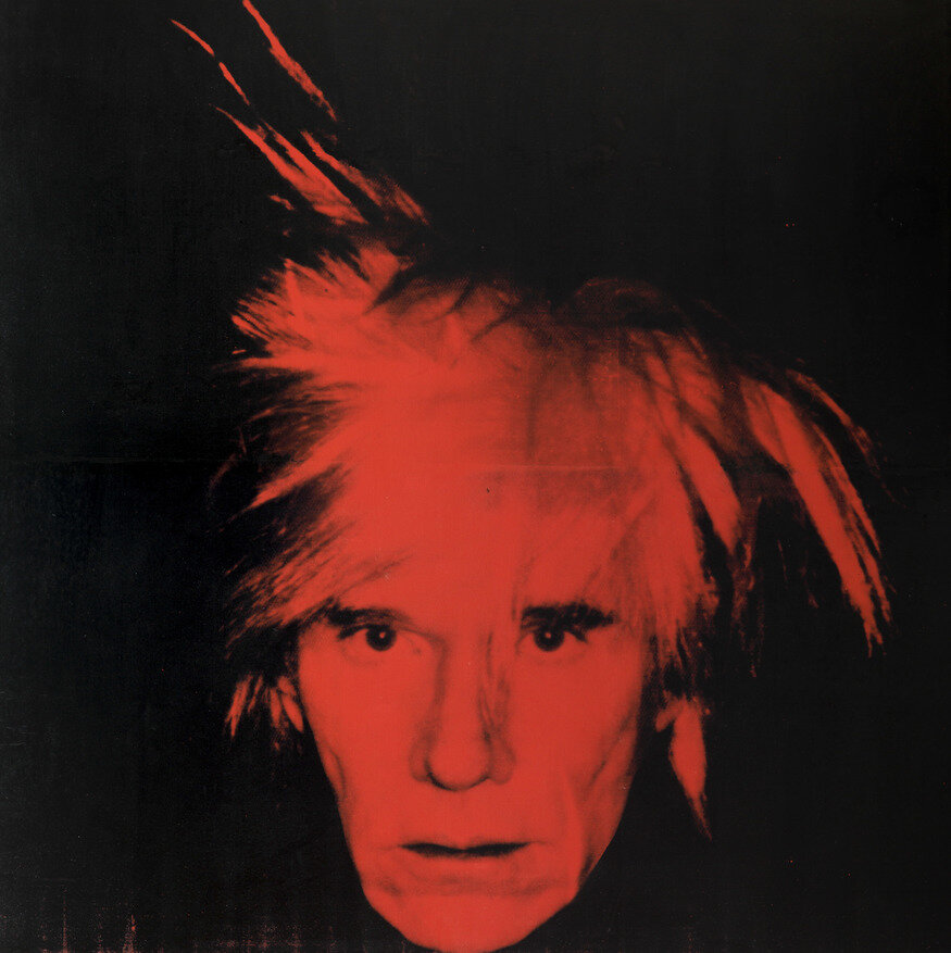 Self Portrait. 1986. © 2019 The Andy Warhol Foundation for the Visual Arts, Inc / Artists Right Society (ARS), New York and DACS, London