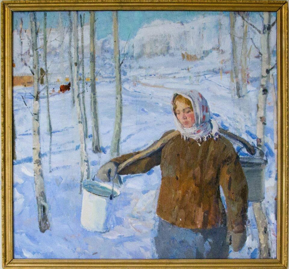 В.В. Филипенко «Зима»