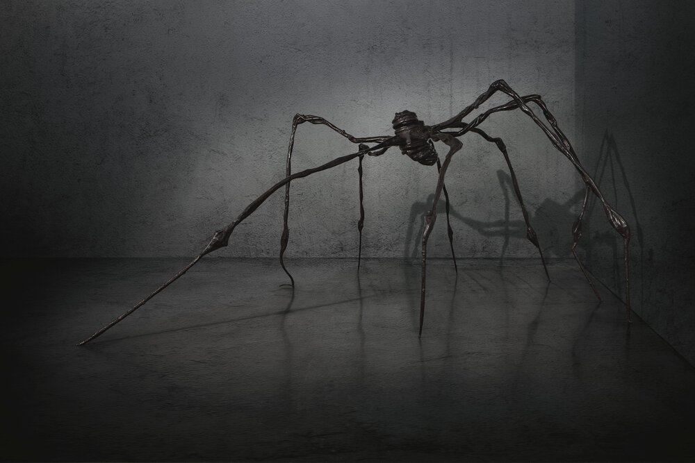 Луїза Буржуа, Spider, 1997. Світлина: CHRISTIE'S IMAGES LTD