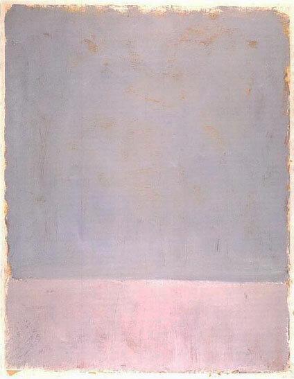 Марк Ротко, Untitled, 1969. Світлина:  artchive