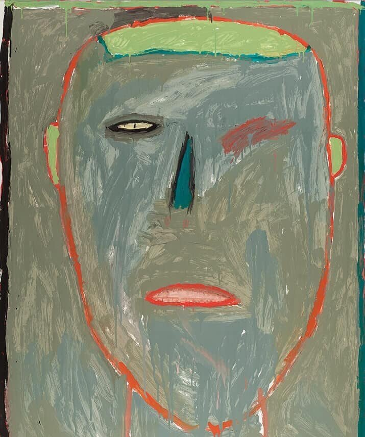 Winking Man, 1982. Світлина:  modernartdealers