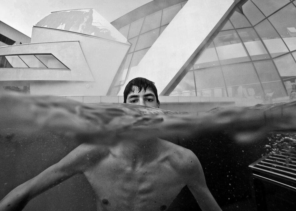 Adolescence, Carinthian spa, Austria. Світлина: Stefano Zocca/Global Health 50/50