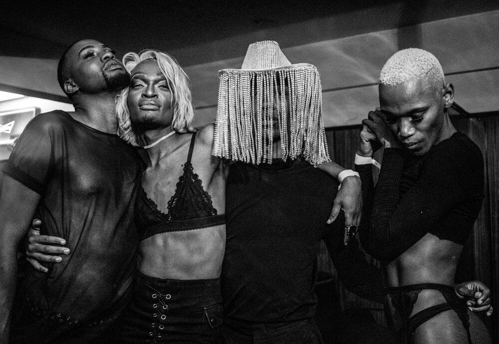 Le Grande Fetish Ball, Johannesburg, South Africa. 2019. Світлина: Andiswa Mkosi/Global Health 50/50