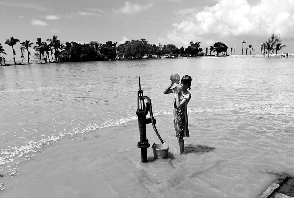 The Well, Mousuni Island, India. 2018. Світлина: Sudipto Das/Global Health 50/50
