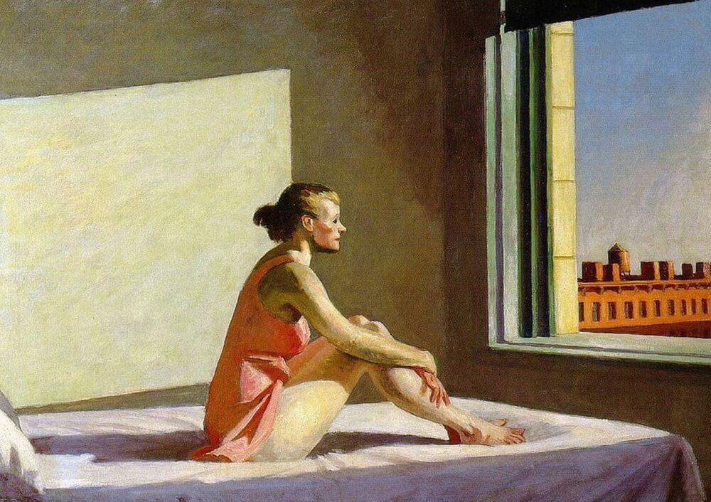 Cape Cod Morning, Едвард Хоппер, 1950. Світлина: Alamy