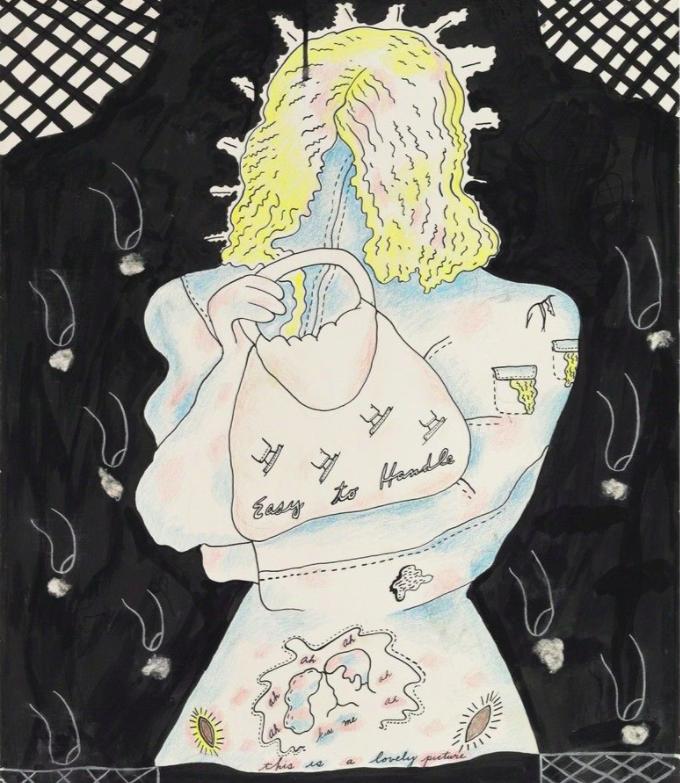 Easy to Handle, 1968. Світлина:  Matthew Marks Gallery