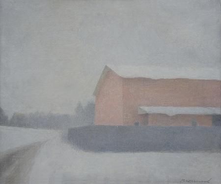 «Зима», Владислав Мамсіков