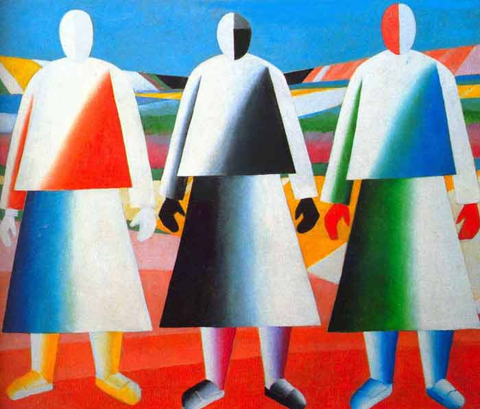 «Дівчата в полі» 1932
