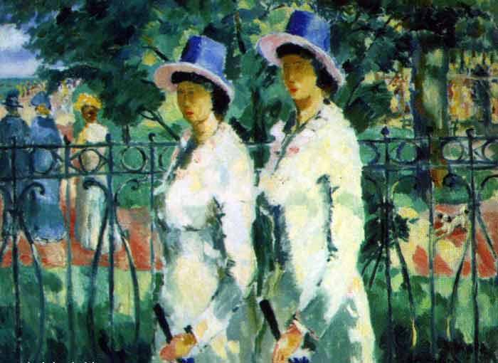 « Сестри » 1910
