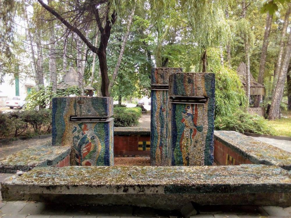 Мозаїка Миколи Куценка © hroniky