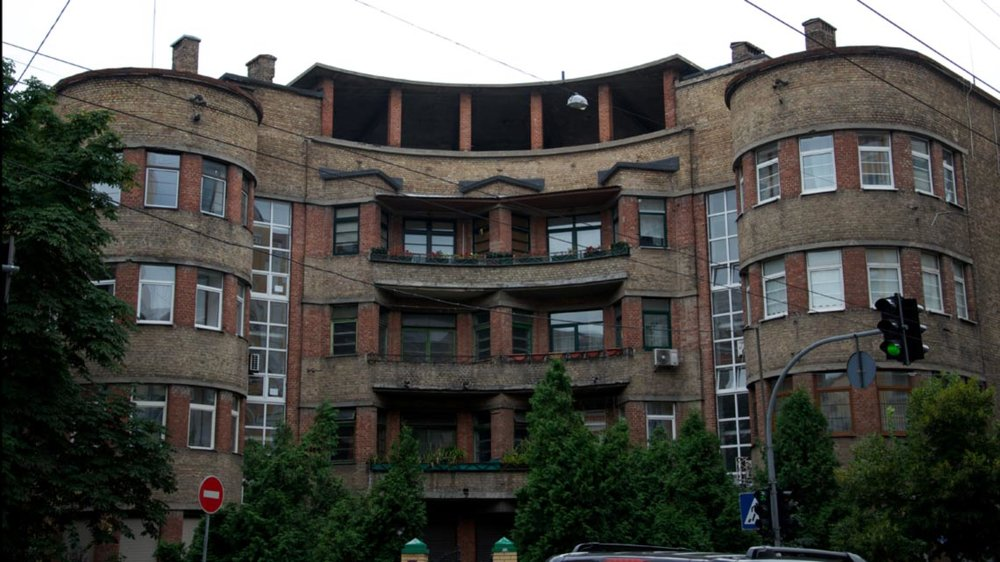 Фото: Хмарочос. Будинок лікаря, вулиця Велика Житомирська, 17