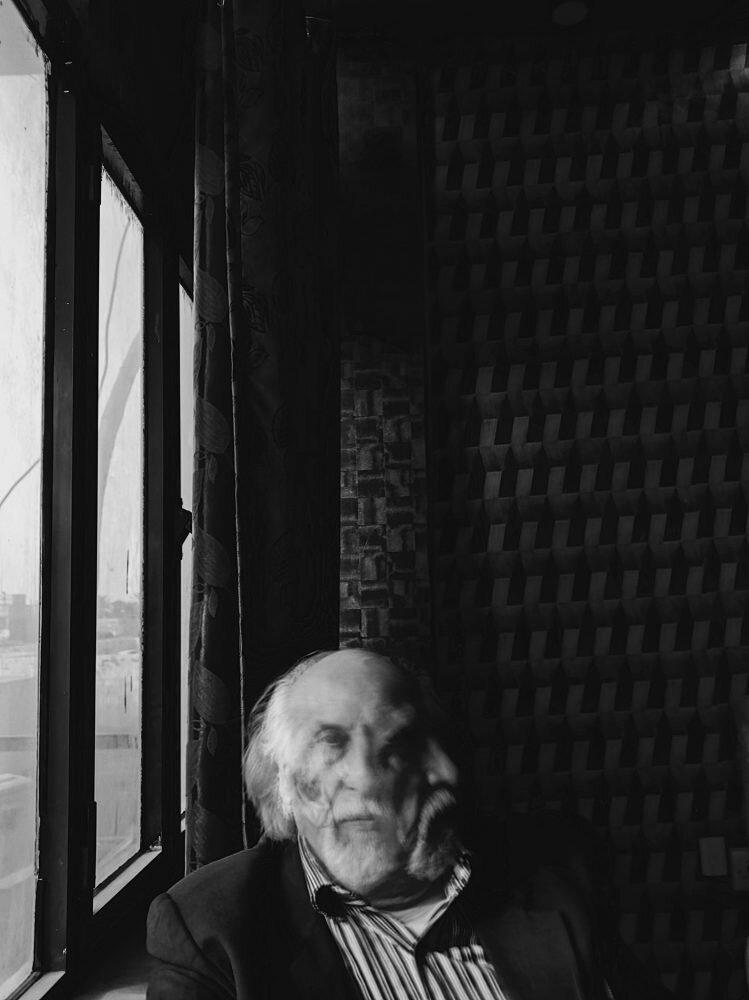 3 місце. Photographer of the Year. Сайф Хуссейн, Sheikh of youth, 2020. Сфотографовано на iPhone X
