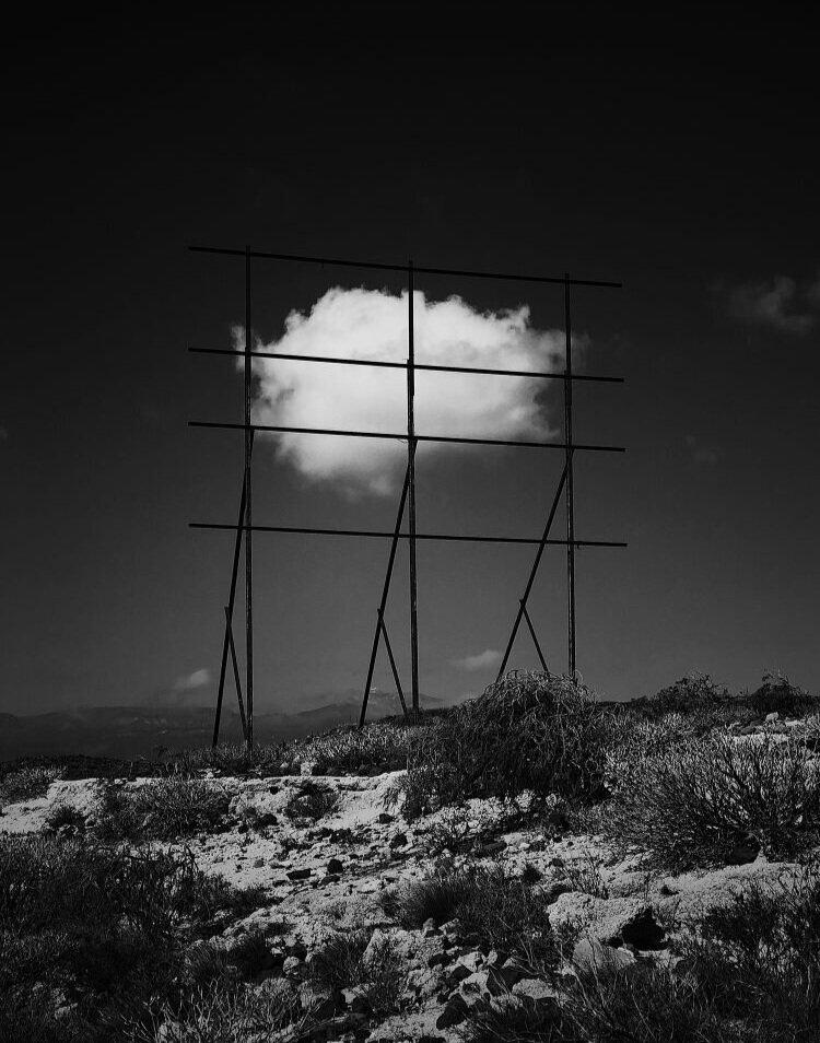 3 місце Landscape. Домінік Данкке, The Cloud, 2020. Сфотографовано на iPhone 8 Plus