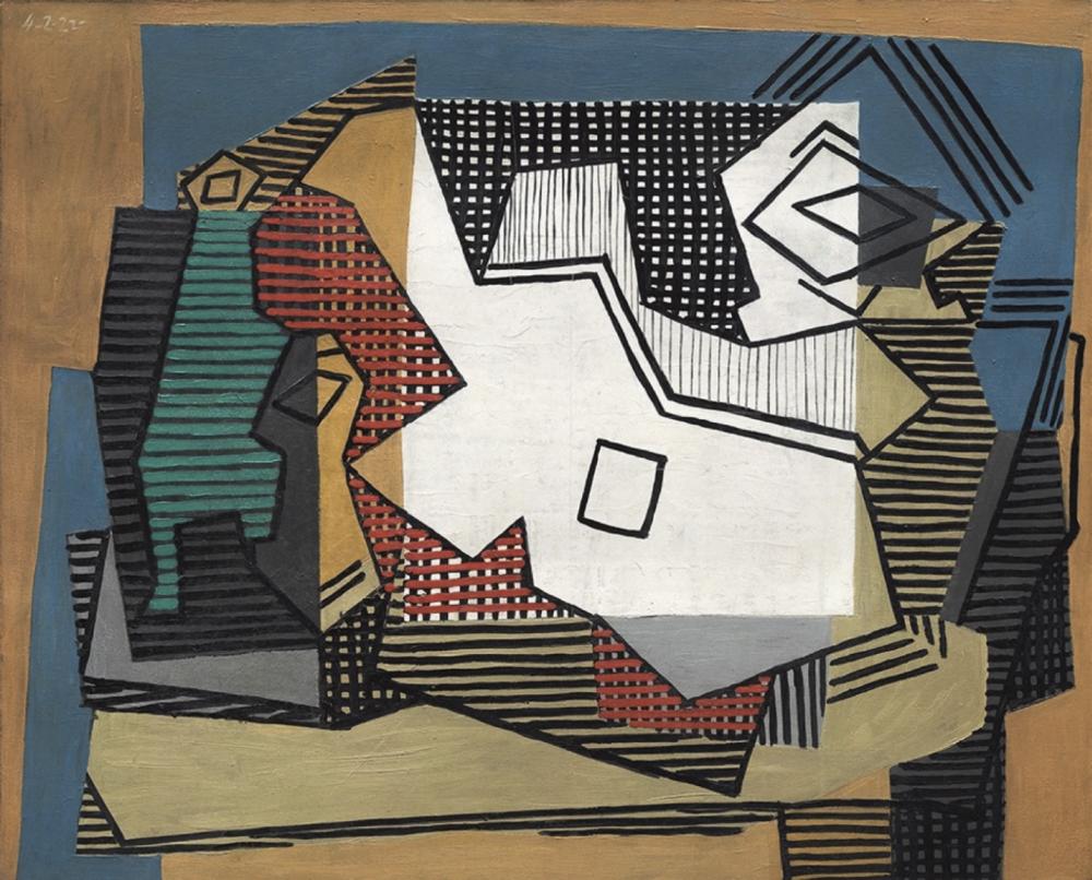 «Натюрморт», Пікассо, 1922 ©Pablo Picasso's Estate. VEGAP