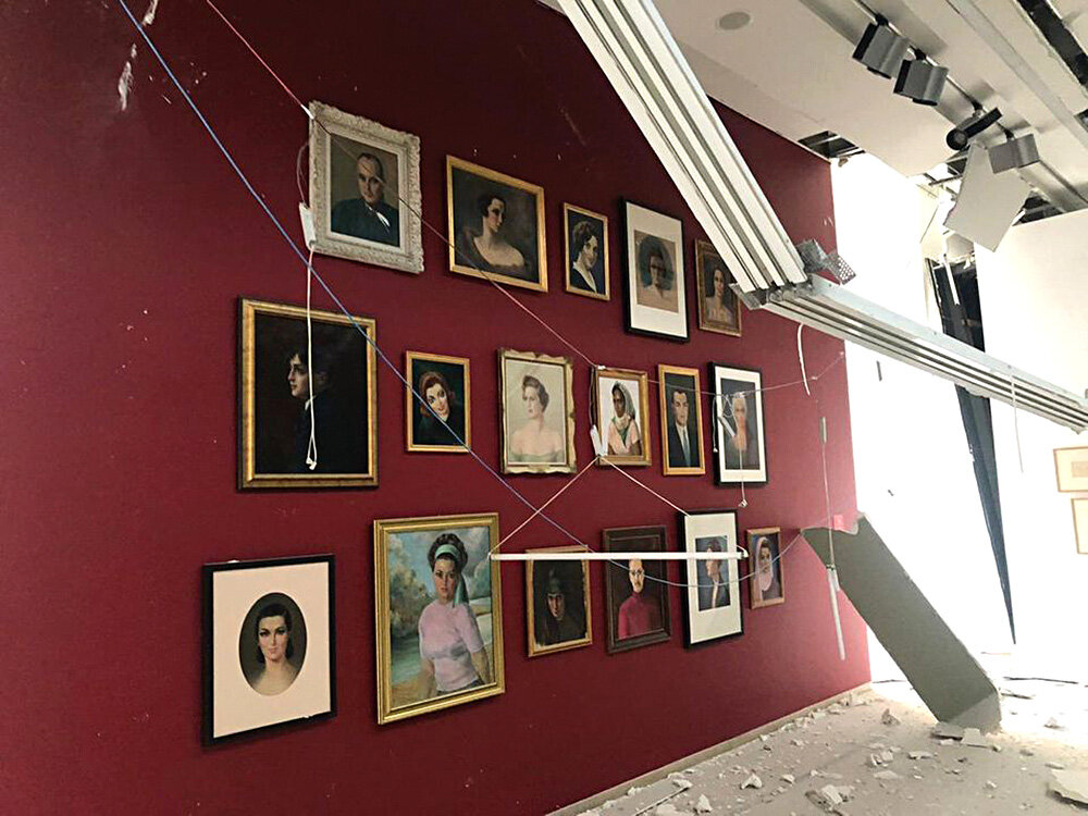 Фото: Marie Nour Hechaime / Sursock Museum