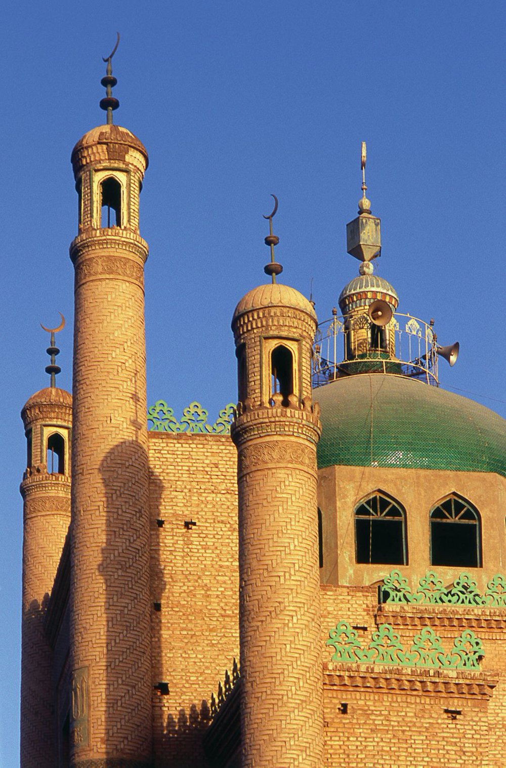 Мечет в Каргалику ©CPA Media Pte Ltd