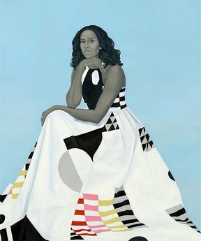 Фото: Wikipedia. Перша леді Мішель Обама