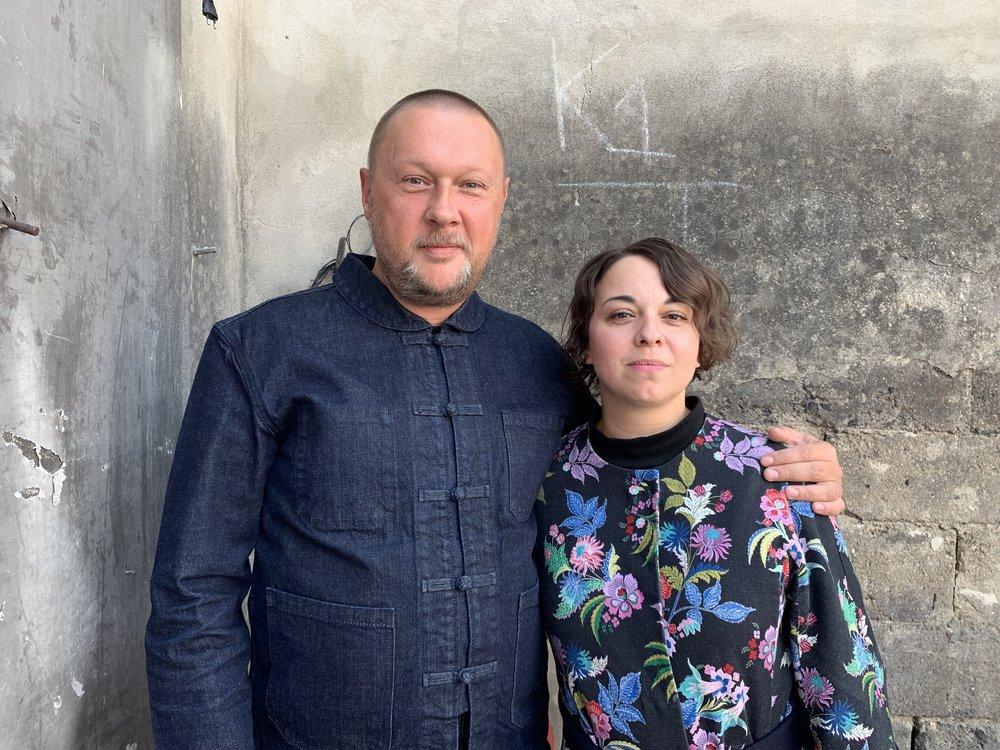 Константин Дорошенко и Анна Чистосердова