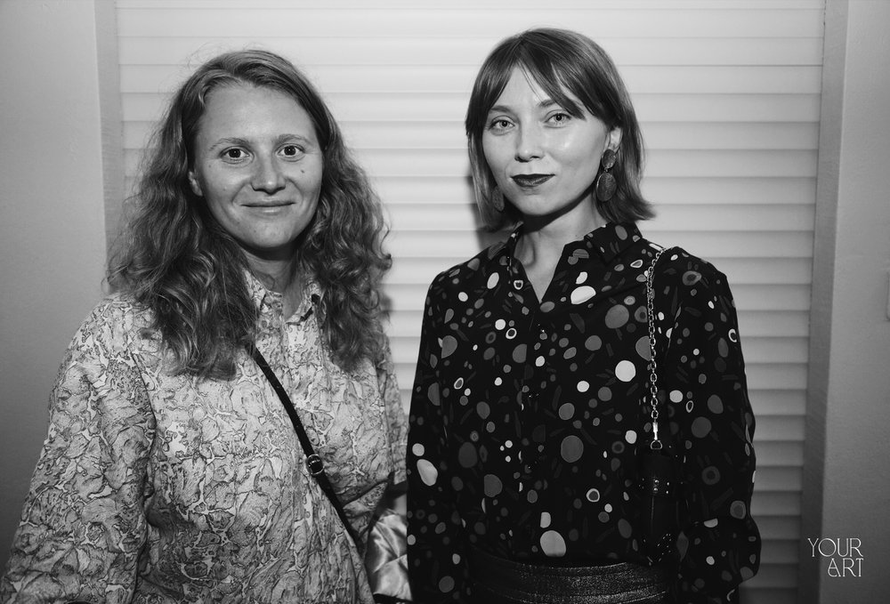 Марія Куликовська та Юлія Бєляєва