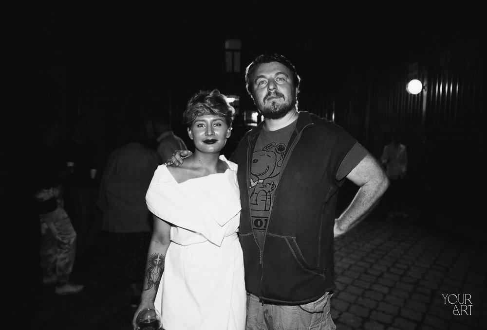 Марія Вторушина та Олексій Залевський