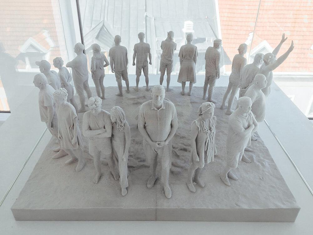 Павла Нікітіна, Їржі Пец. «Було», 3D-репортаж, 2019