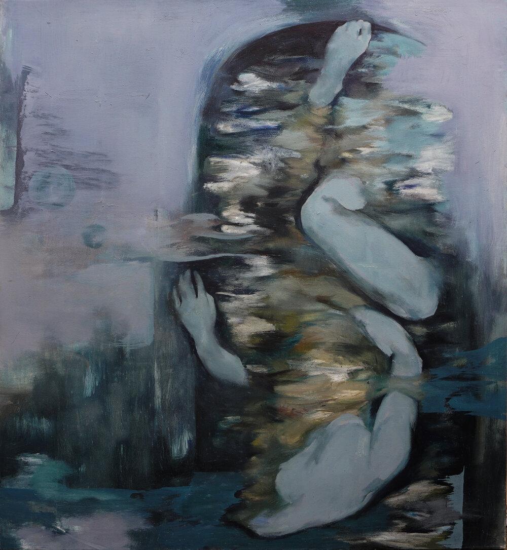 Олена Штепура, «Ванна», 2019