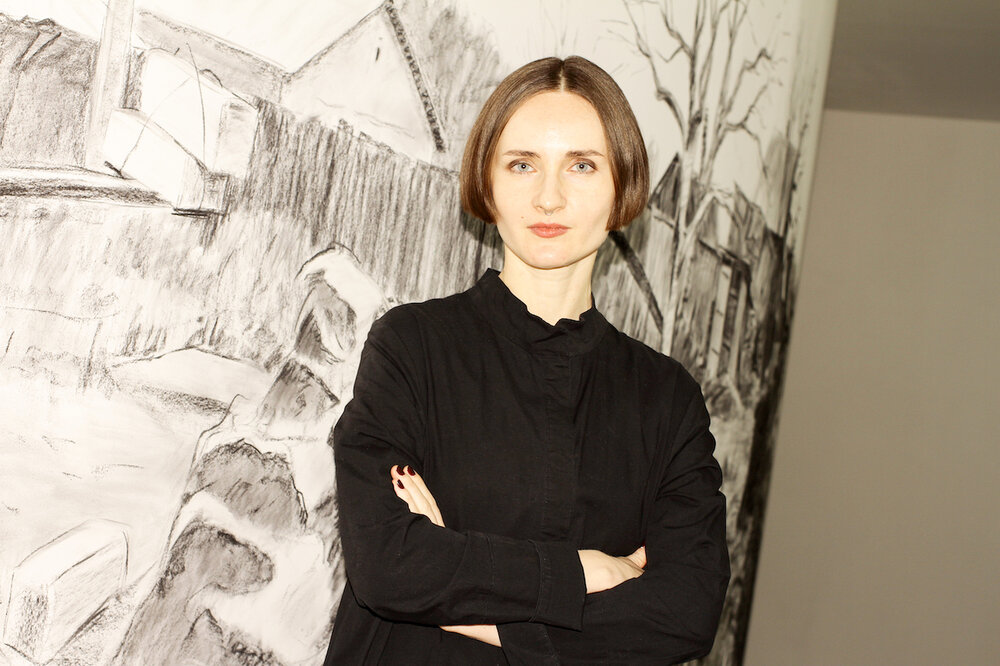 Анна Щербина