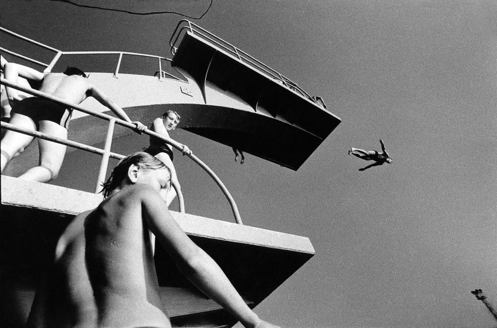 Віргіліус Шонта «Політ, I», 1978.
