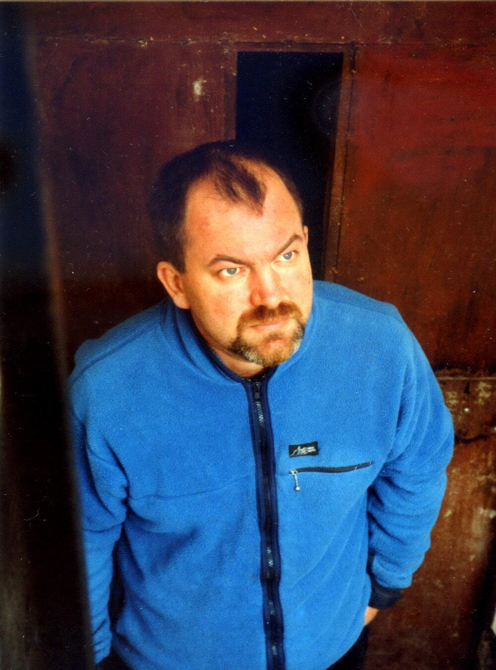 Мирослав Ягода, 1999. Світлина: Андрій Бояров