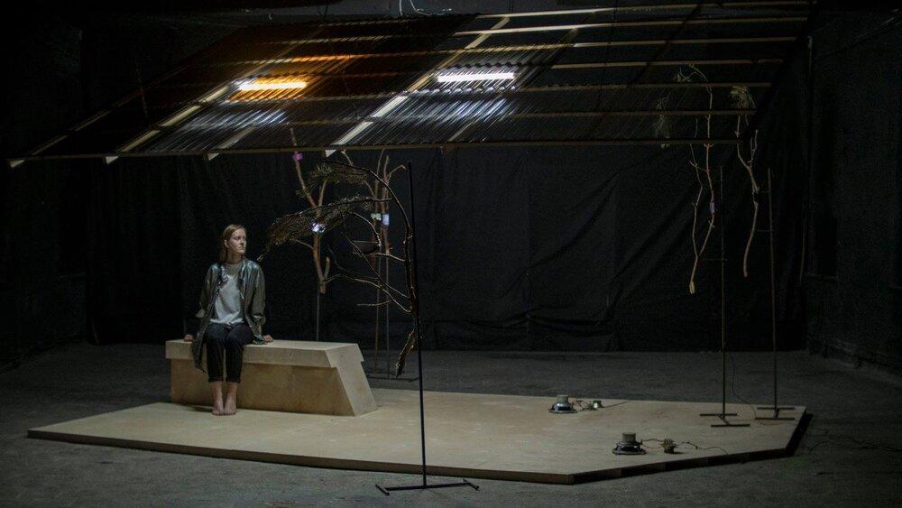 Выставка Мити Чурикова и Маркуса Хипа «Закарпатье». 2018. Closer. Фото: Маркус Хип