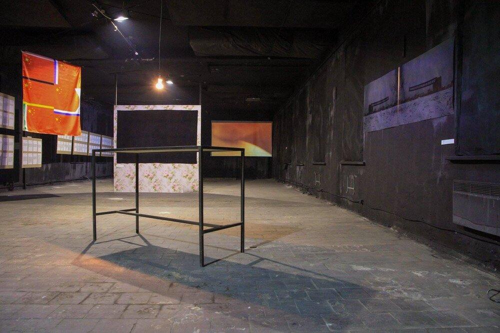 Выставка «Павильон ограниченной ответственности. Вторая версия». 2016. Closer. Фото с facebook-страницы OK Projects