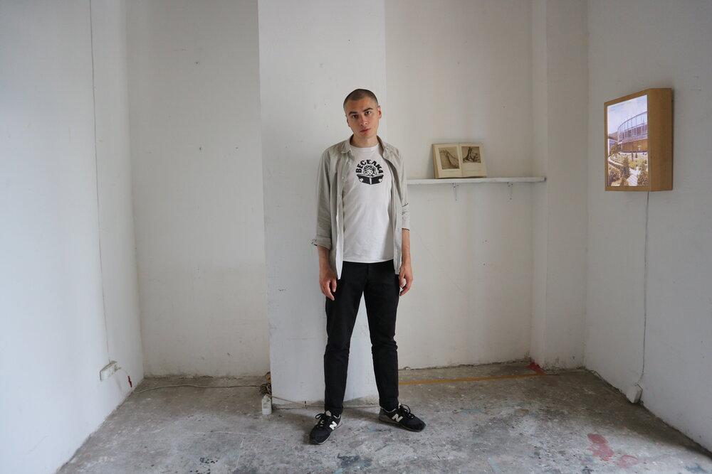 Нікіта Кадан. Фото: галерея Noch