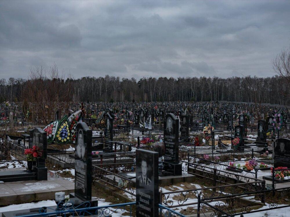Одна з робіт, що була представлена на фестивалі, та пізніше зруйнована. Олексій Зінченко, Untitled, 2019