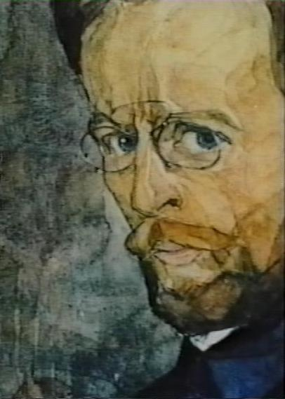 Автопортрет художника