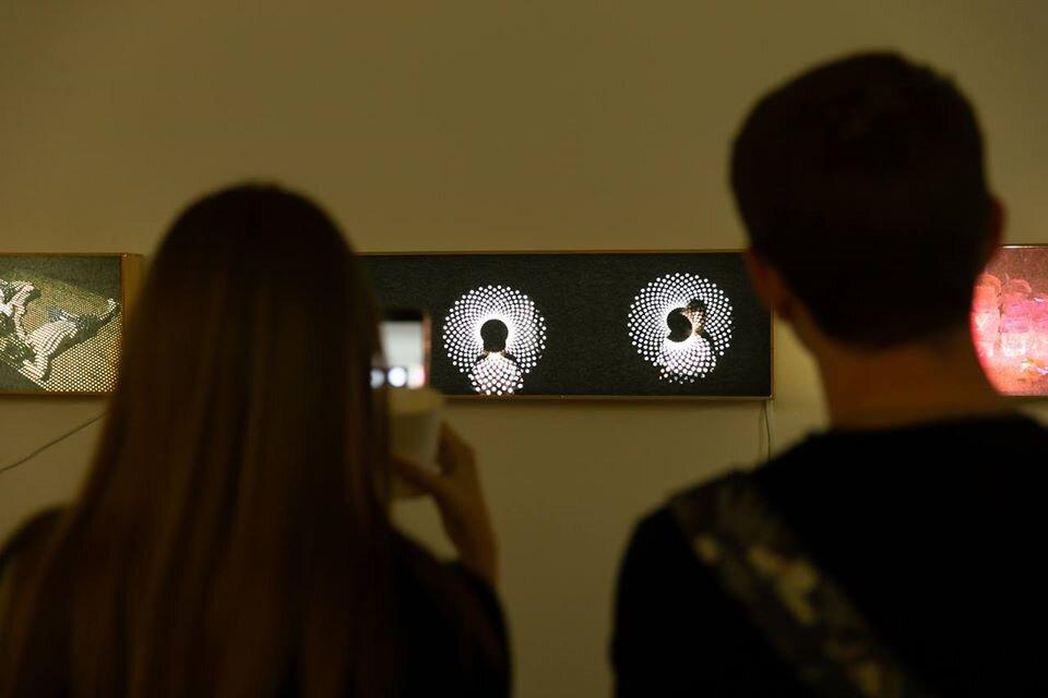 Виставка Іллі Павлова «Пересеченная местность», вересень 2018. Надано Come In
