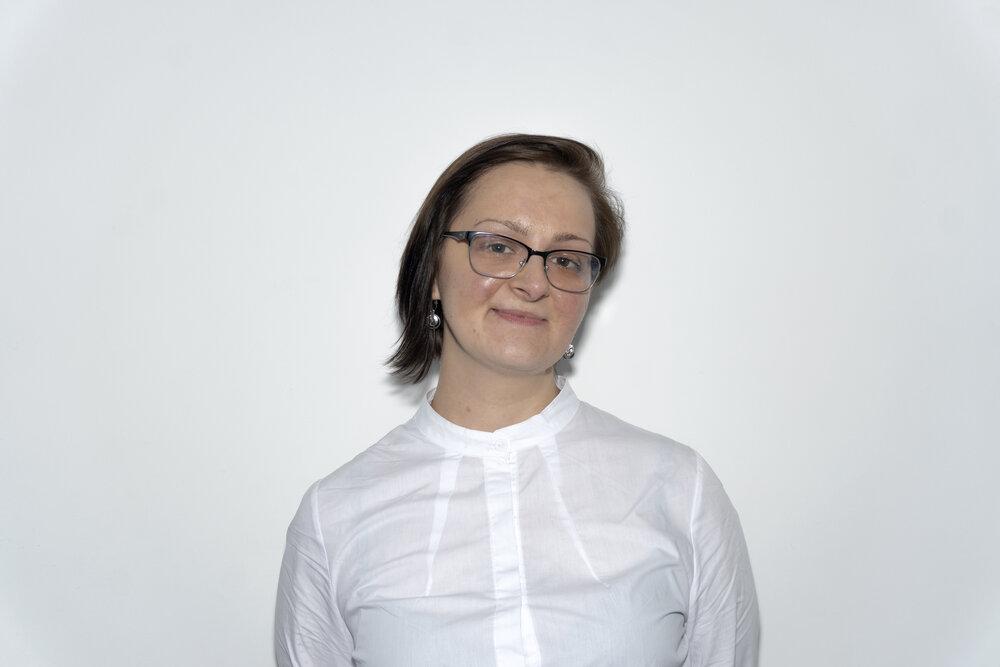 Юлія Коваленко. Фото: Поліна Полікарпова
