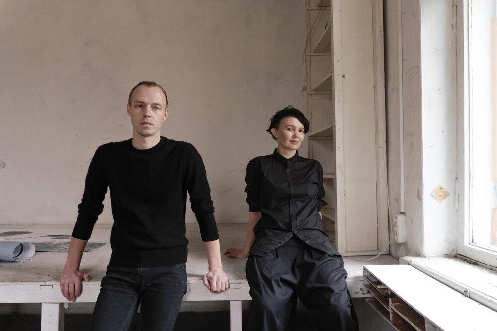 Тарас Ковач і Анна Сорокова. Фото: Поліна Полікарпова