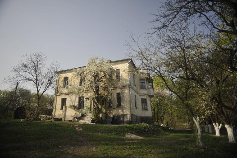 Корпус НАОМА на Сошенка, 33. Фото: Анна Сорокова