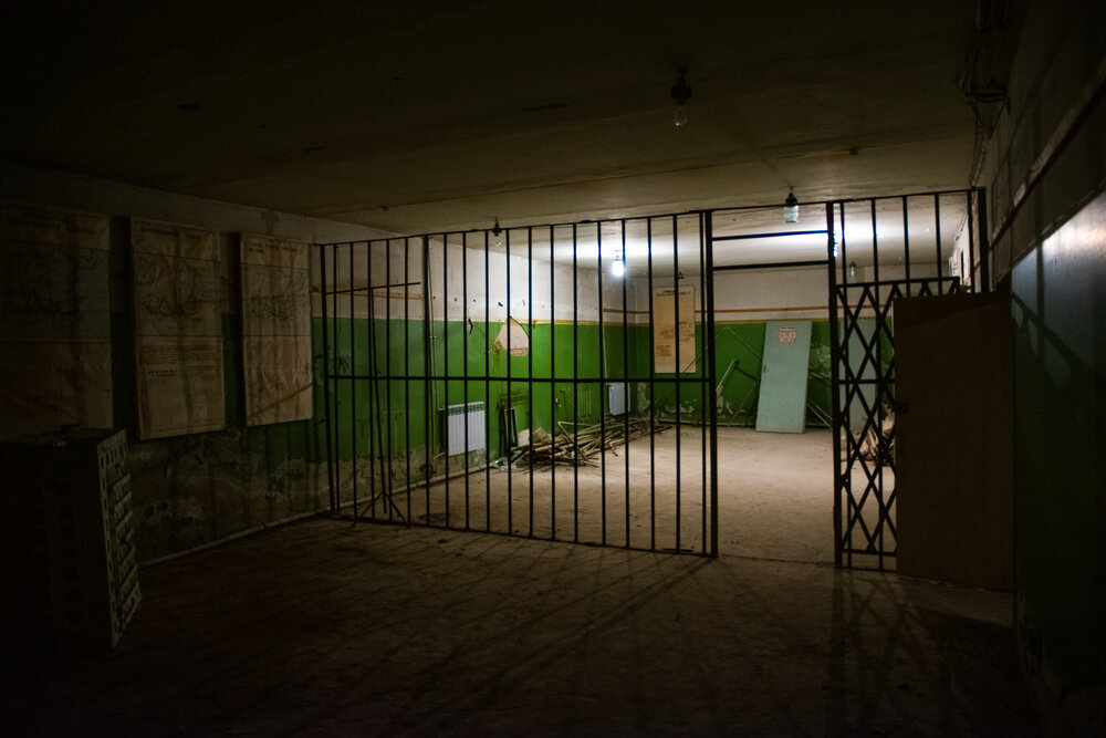Укриття Станиці Луганської