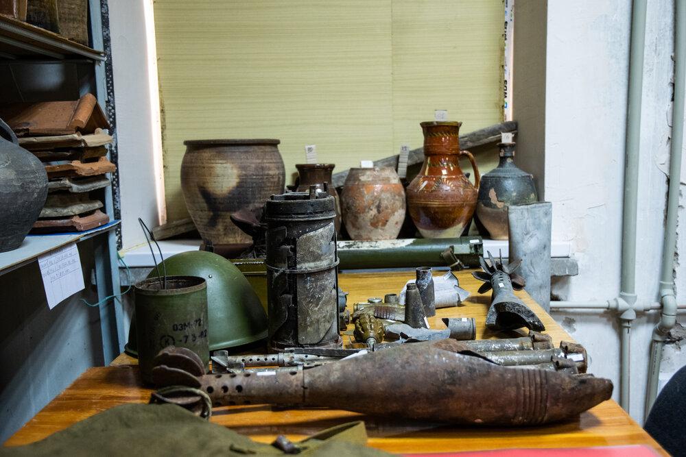 Фонди Станично-Луганського краєзнавчого музею