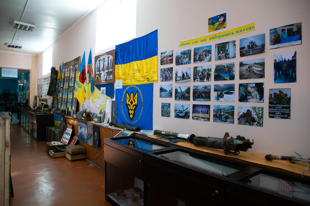 Попаснянський районний краєзнавчий музей імені Семена Іофе